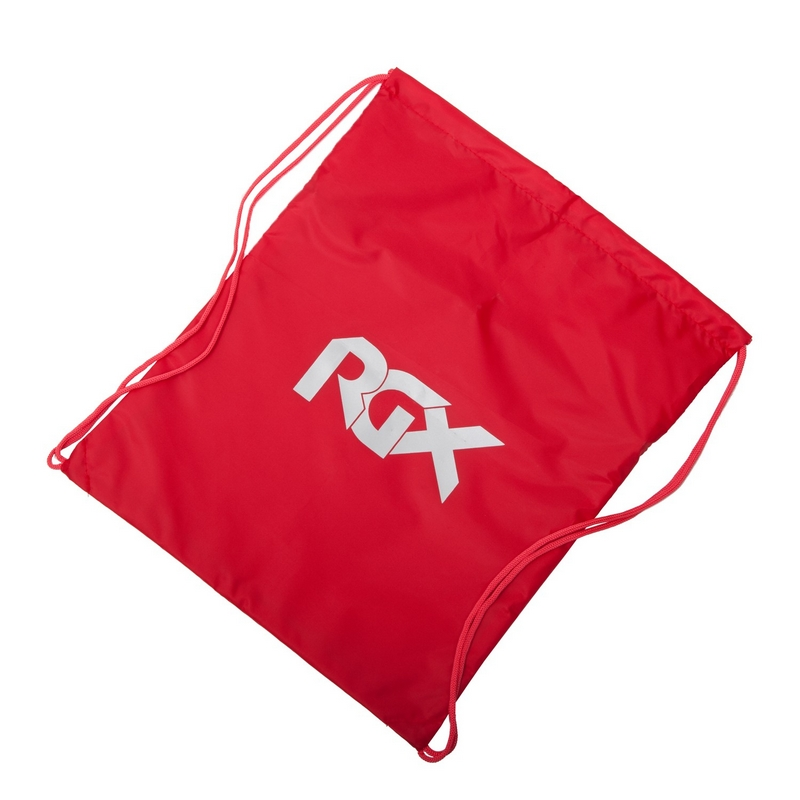 Мешок для сменной обуви RGX BS-002 40x50 см. красный
