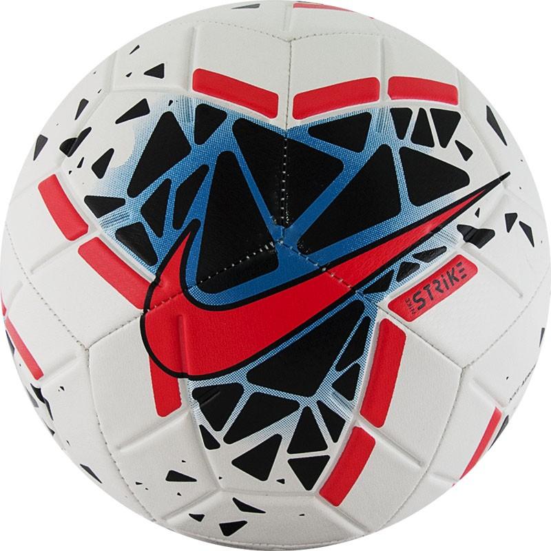 Купить Мяч футбольный Nike Strike SC3639-106 р.5,