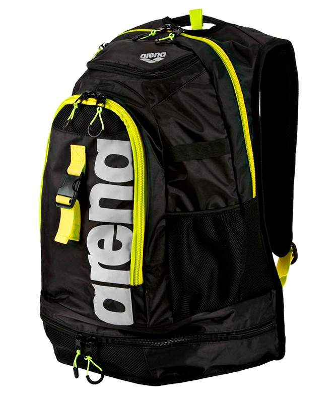 Рюкзак Arena Fastpack 2.1 1E388 50 Black\Fluo yellow\Silver