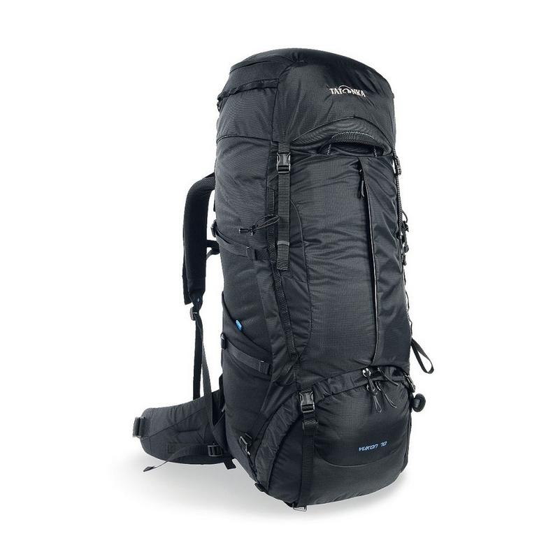 Рюкзак Tatonka Yukon 70+10л, чёрный, 1354.040