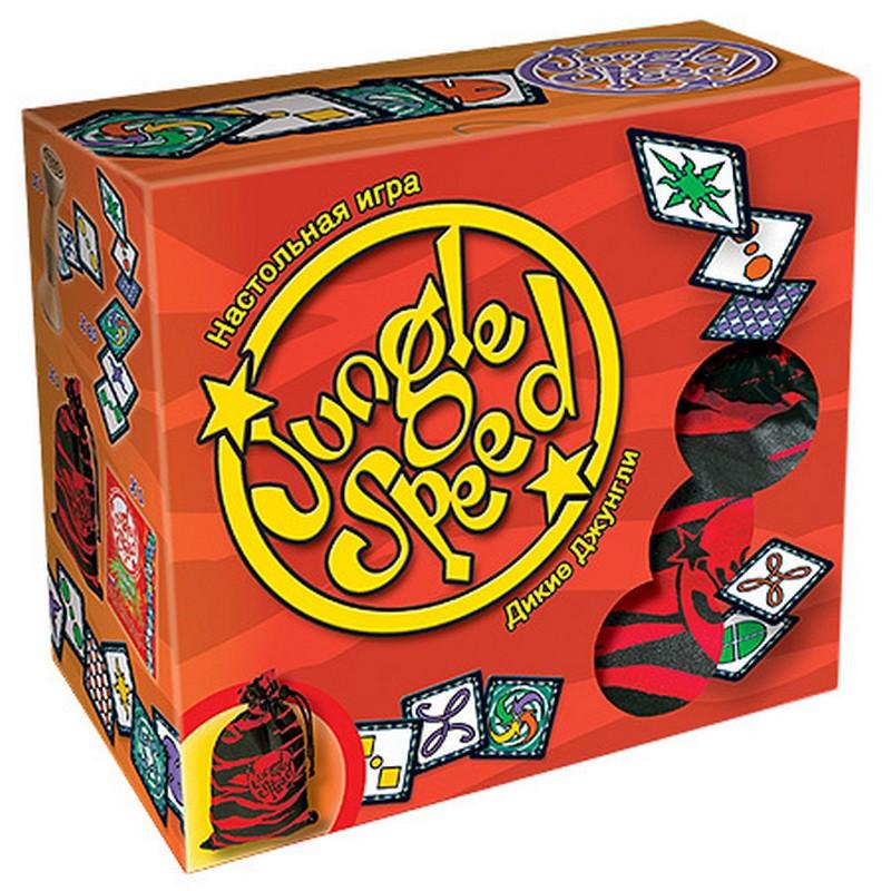 Настольная игра Нескучные игры Дикие джунгли Jungle Speed, NoBrand, Настольные игры  - купить со скидкой