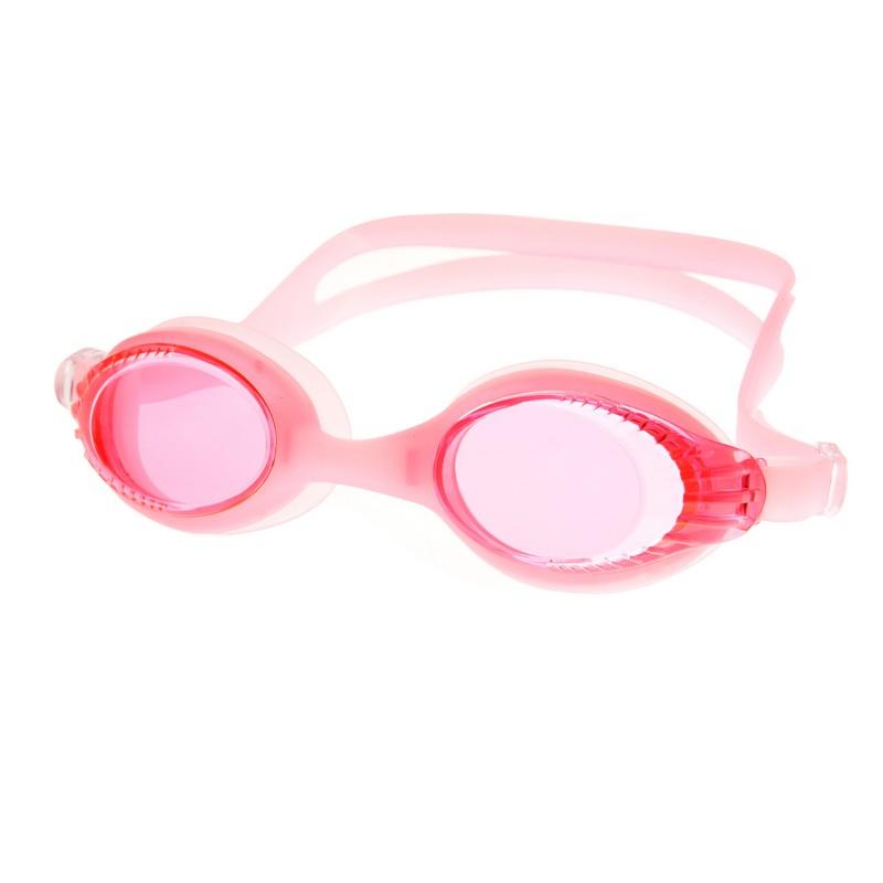 Очки для плавания Alpha Caprice AC-G1100 розовый очки cliff g1100 mix