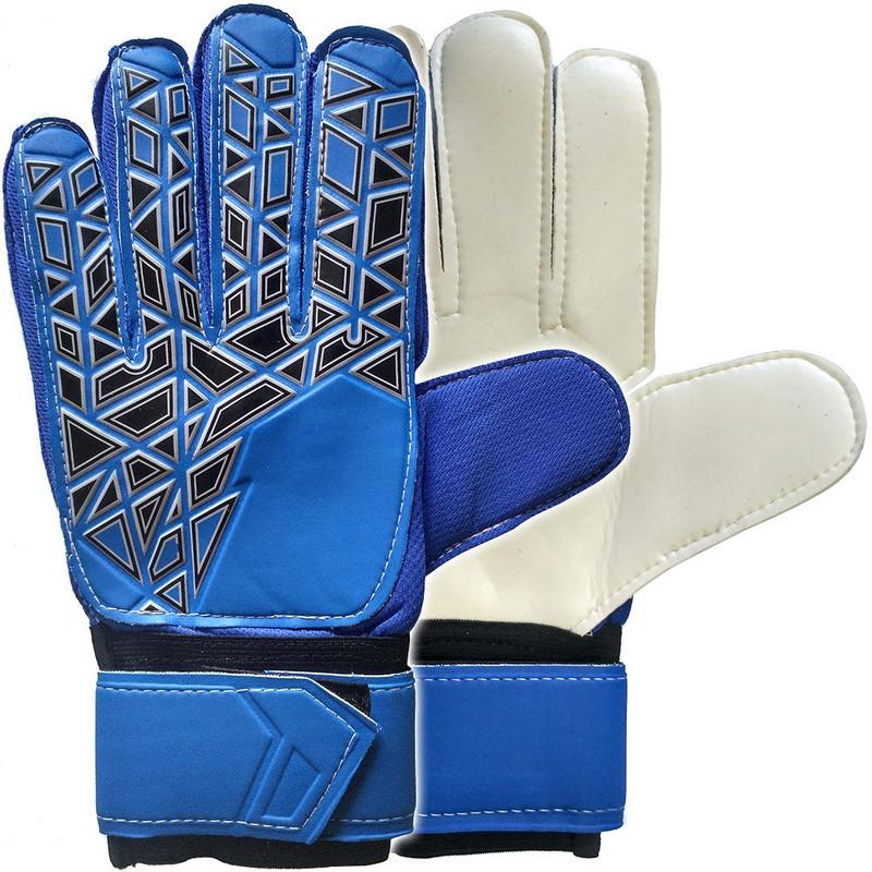 Перчатки вратарские E29481-3 Синий