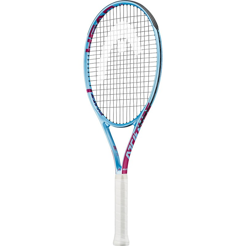 Ракетка для большого тенниса Head MX  Attitude Elit Gr2 232029 голубой