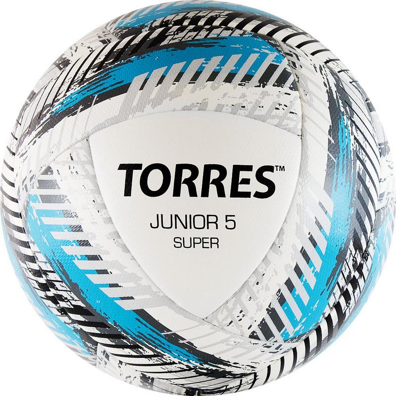 Купить Мяч футбольный Torres Junior-5 F319205, р.5,