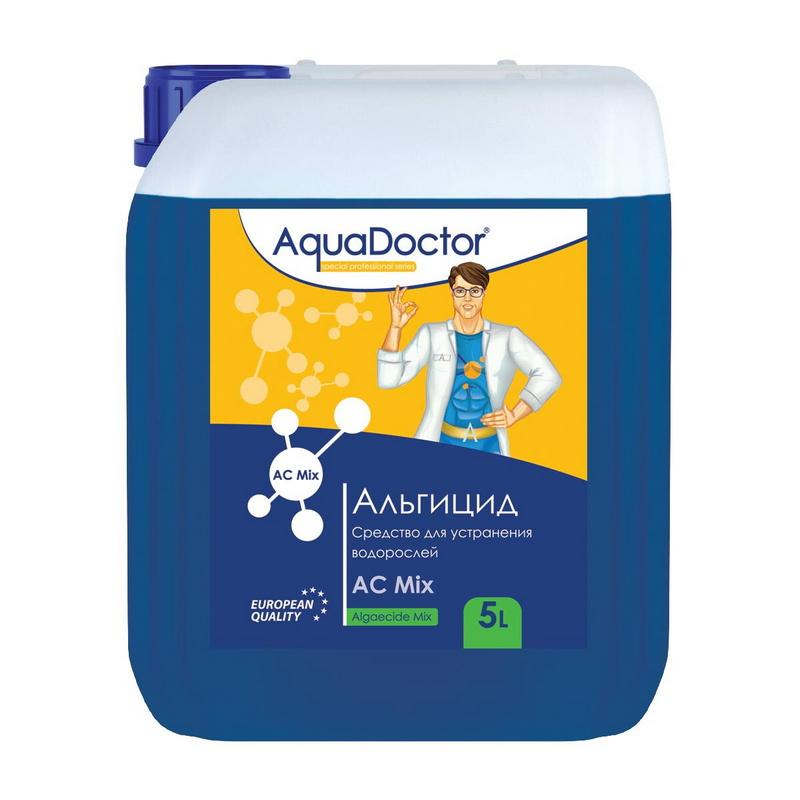 Купить AC альгицид AquaDoctor 5 л AC-5,
