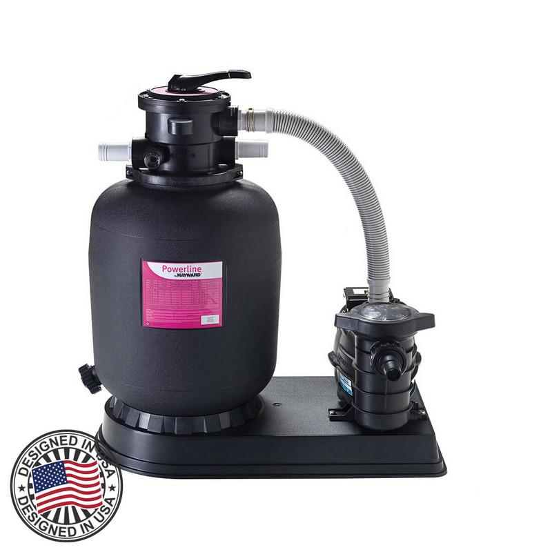 Купить Фильтрационная установка Hayward PWL D368 81069 (5m3/h, верх),
