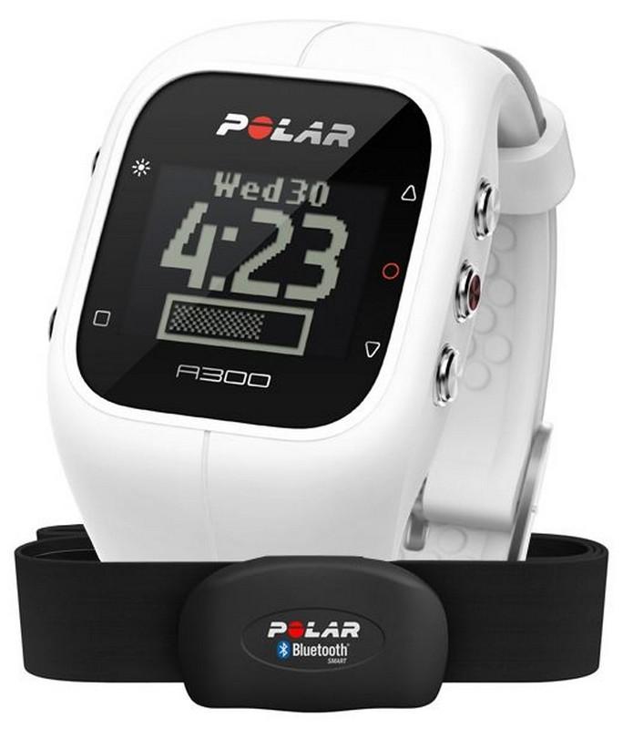 Купить со скидкой Спортивные часы Polar A300 HR White 90054236