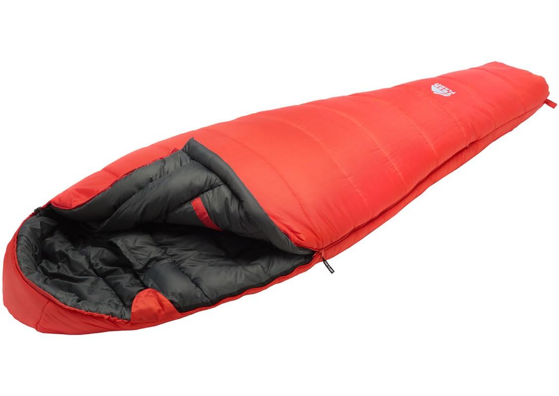 Спальник Trek Planet Norge 70359-L красный