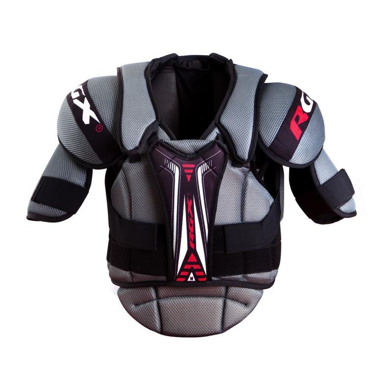Перчатки игрока для хоккея RGX NV черный