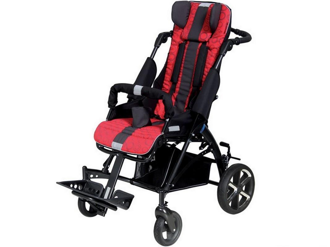 Кресло-коляска детскаяTitan Deutschland Gmbh LY-710-Jacko Clipper maxi (ширина сиденья 38см)
