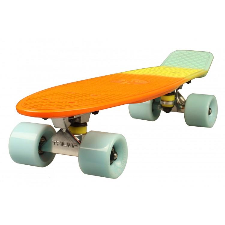 Купить Скейтборд Triumf Active TLS-401M Sunset 22 ,