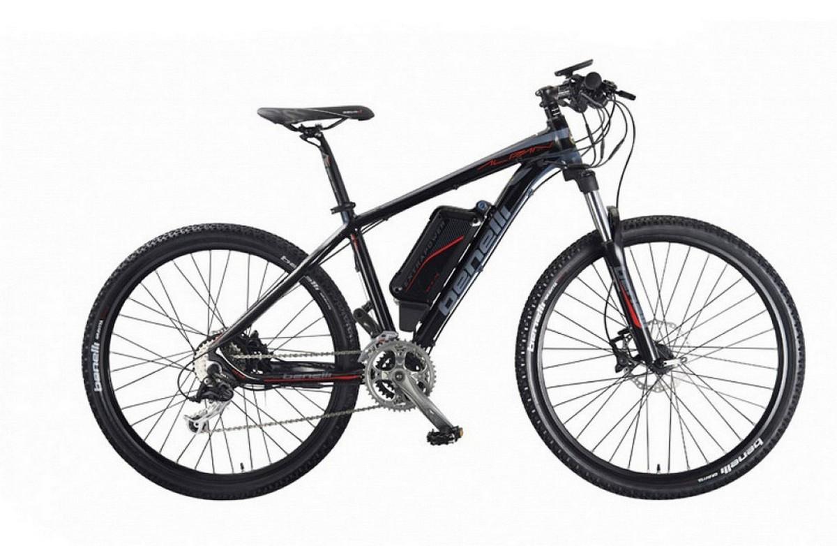 Велогибрид Benelli Alpan Passion 021682-2011