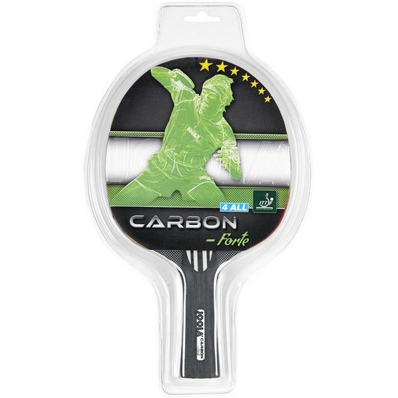 Ракетка для настольного тенниса Joola Carbon Forte 54192 ракетка для настольного тенниса joola competition gold 59560