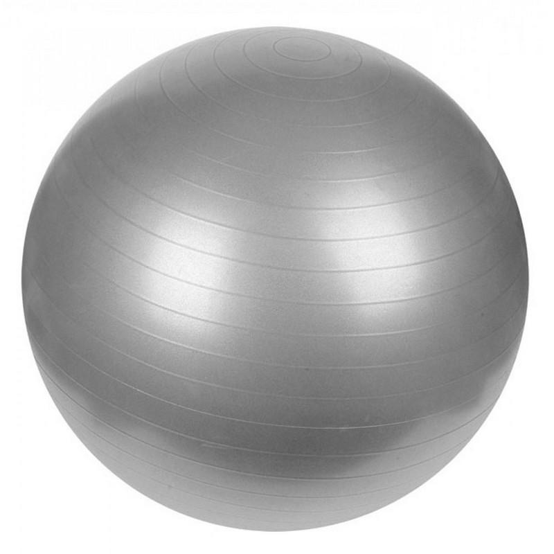 Купить Гимнастический мяч d85 см T07642 серый, NoBrand