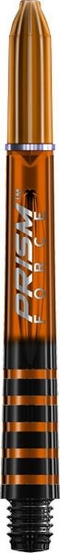 Хвостовики Winmau Prism Force (Medium) оранжевого цвета