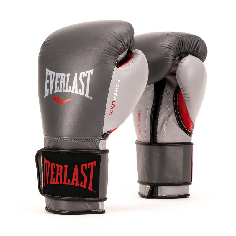 Перчатки тренировочные Everlast Powerlock 14oz