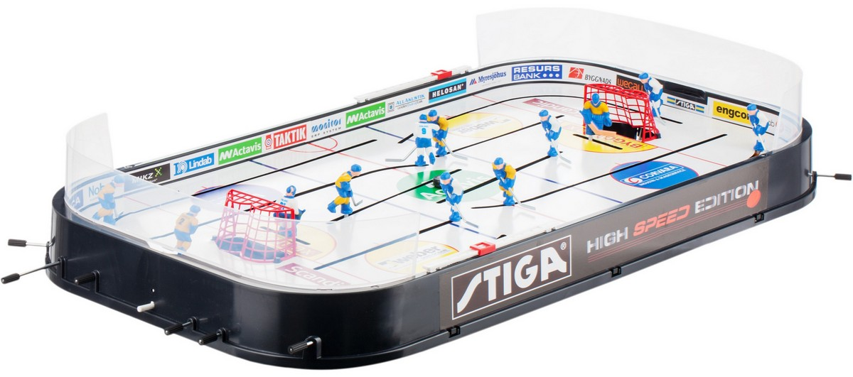 Настольный хоккей Stiga High Speed от Дом Спорта