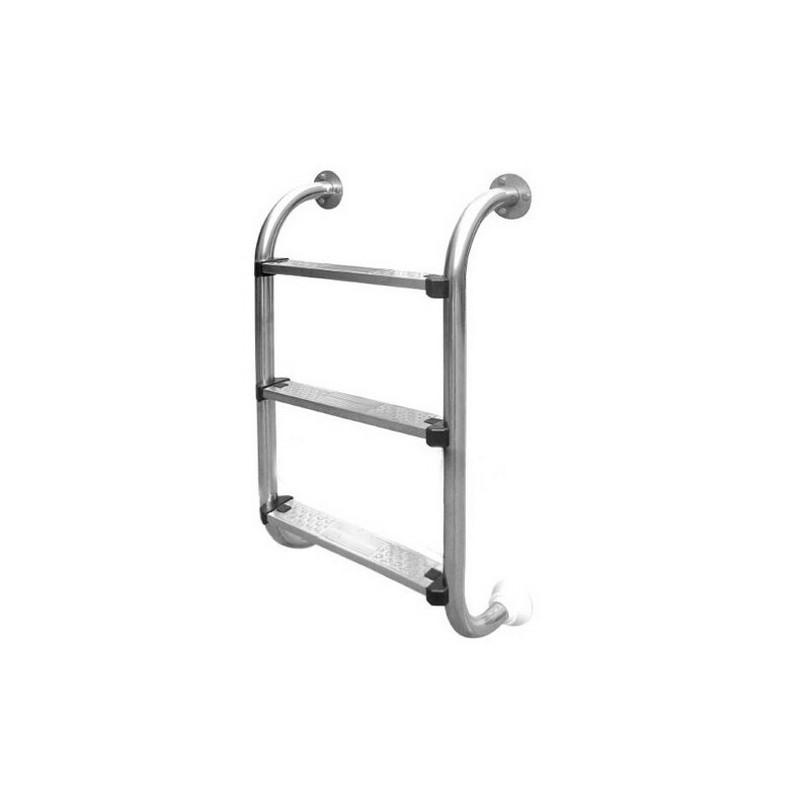 Купить Лестница AquaViva нижняя часть, 3 ступени BHK315-SR,