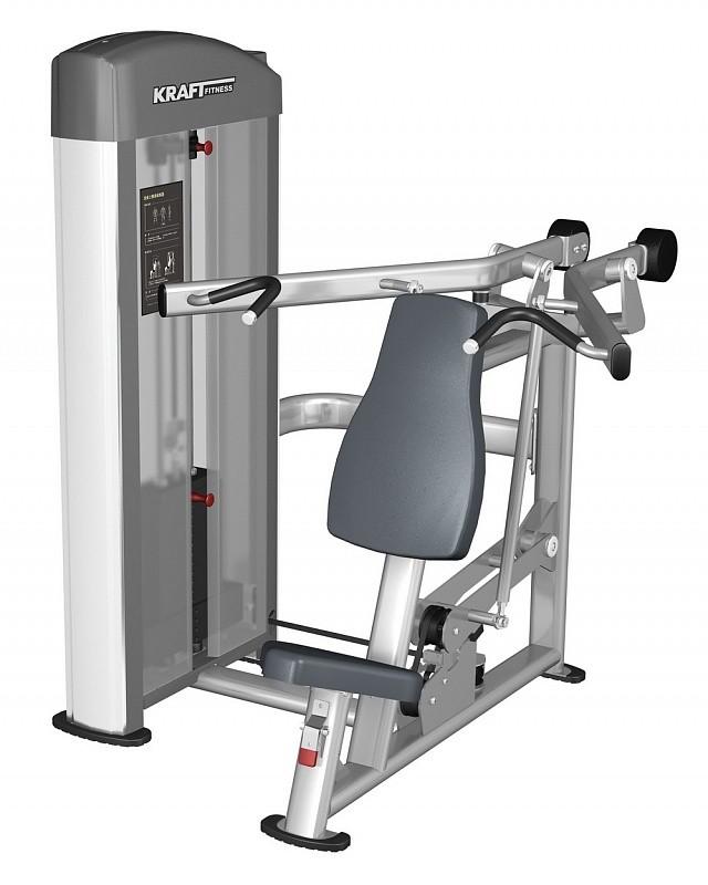 Жим от плеч Kraft Fitness KFDSP жим от плеч верхняя тяга spirit fitness dws103 u2