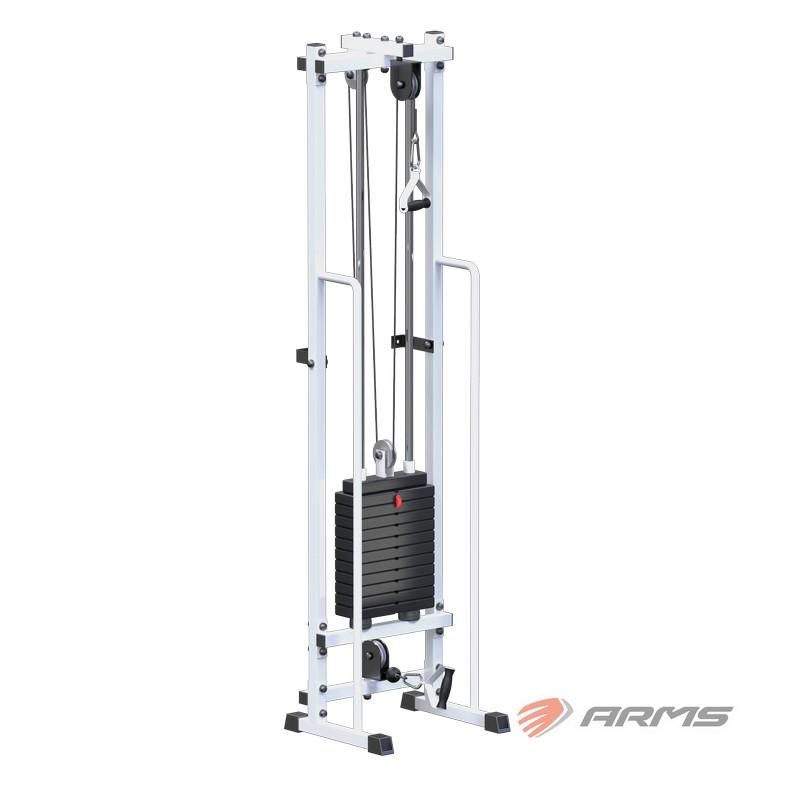 Блочная стойка ARMS Sanitas (стек 60) комплектация Супер AR063.1х2200