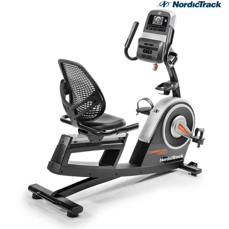 Купить Велотренажер NordicTrack Commercial VR21 NTEVEX76017,