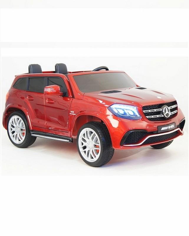 Детский электромобиль River-Toys Mercedes Benz GLS63 AMG LUX