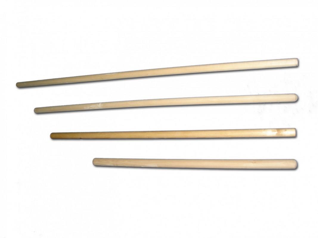 Палка гимнастическая ФСИ деревянная, 1000мм, диаметр 22мм, Лак,  - купить со скидкой