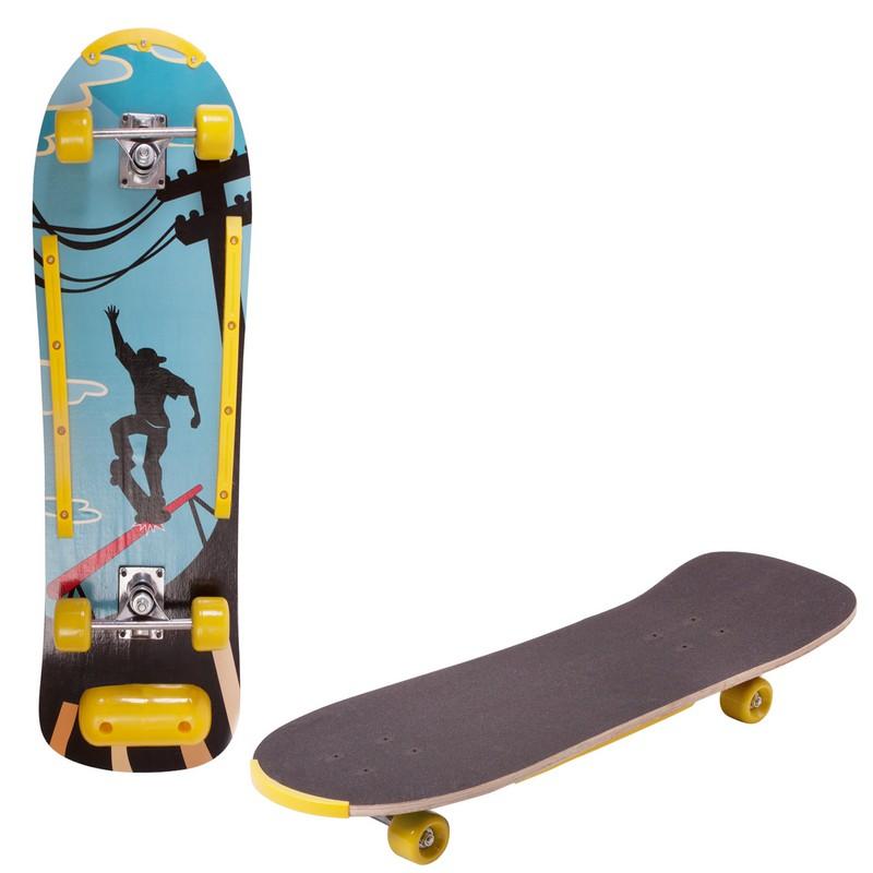 Скейтборд RGX Aggression 1 скейтборд 8 колес