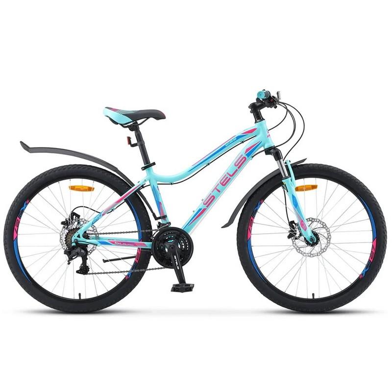 Купить Велосипед Stels Miss-5000 D V010 2020 Мятный (LU094026),