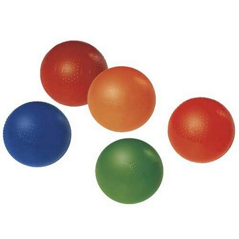 Купить Мяч детский D100мм лакированный с-39ЛП, NoBrand