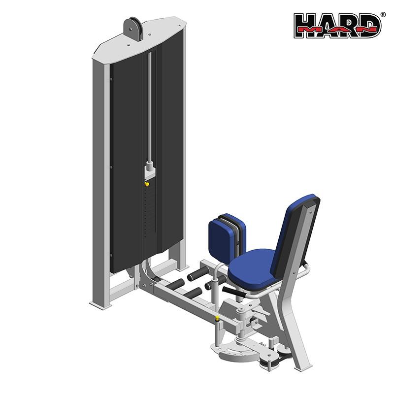 Сведение / разведение ног сидя Hard Man HM-511 гравитрон hard man hm 414s