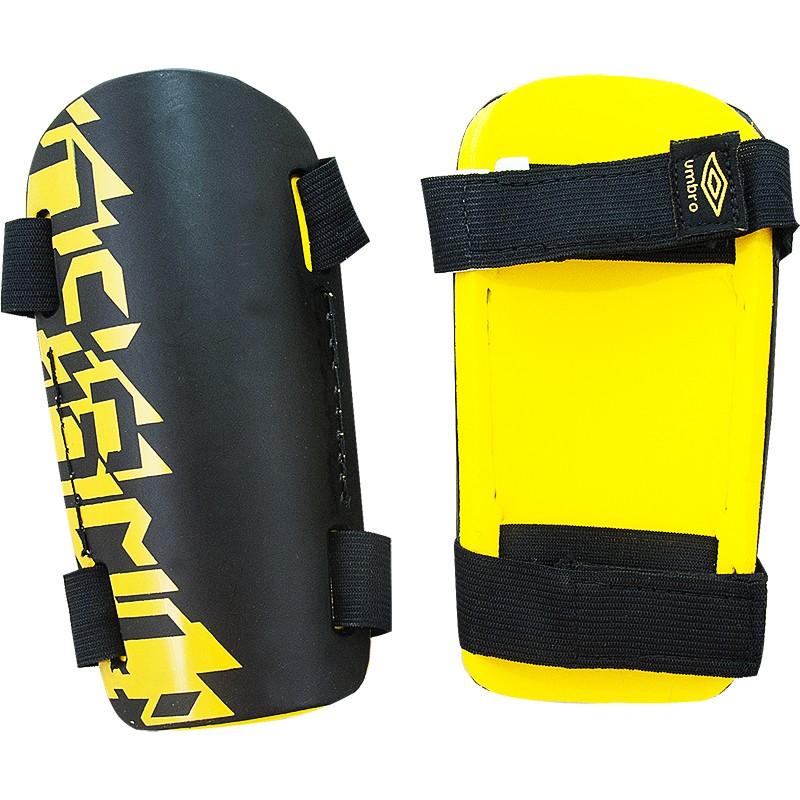 Щитки Umbro Veloce Slip 20910U-FSP желтый