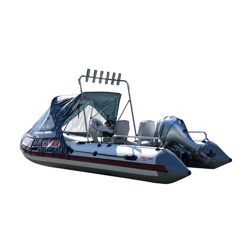 Купить Надувная лодка Altair Pro Ultra 460,
