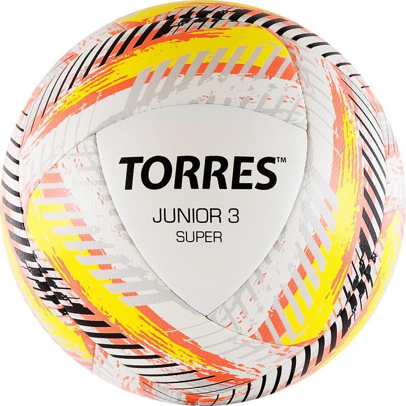 Купить Мяч футбольный Torres Junior-3 Super F319203, р.3,
