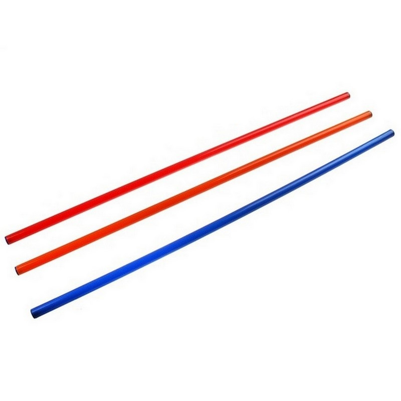 Палка гимнастическая сталь D16 мм, 120 см