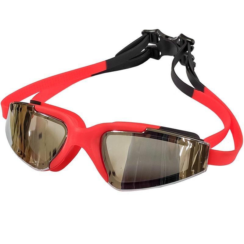 Купить Очки для плавания регулируемый B31544-3 Красный, NoBrand