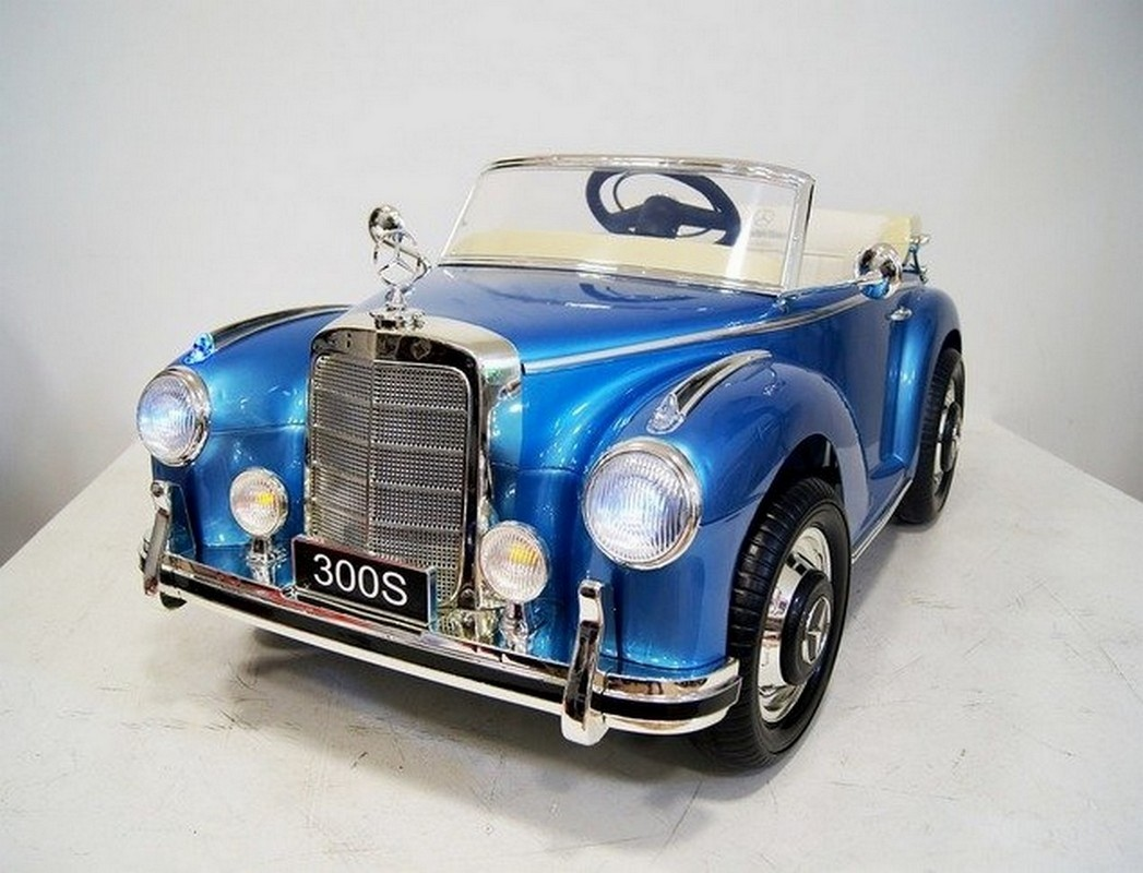 Электромобиль River-Toys Mercedes-Benz 300S от Дом Спорта