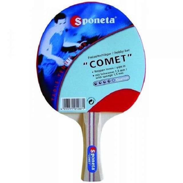 Ракетка для настольного тенниса Sponeta Comet 4 ракетки для настольного тенниса adidas vigor 140