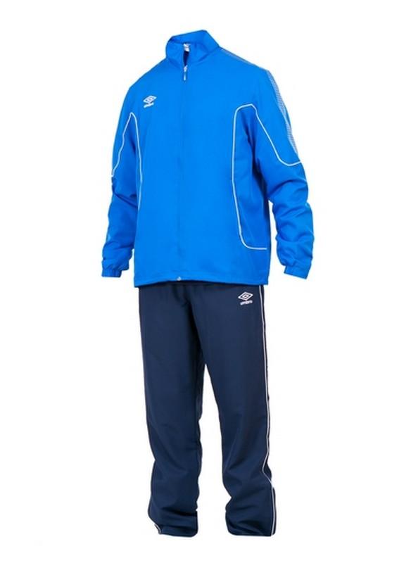 Костюм спортивный Umbro Prodigy Team Lined Suit мужской 460215 (791) син/т.син/бел.