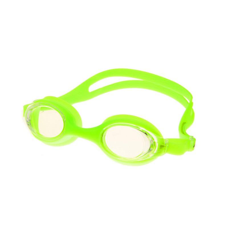 Купить Очки для плавания Alpha Caprice JR-G900 Lime,