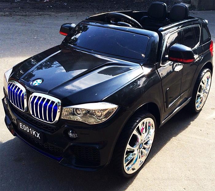 Электромобиль BMW X5 River-Auto E001KX