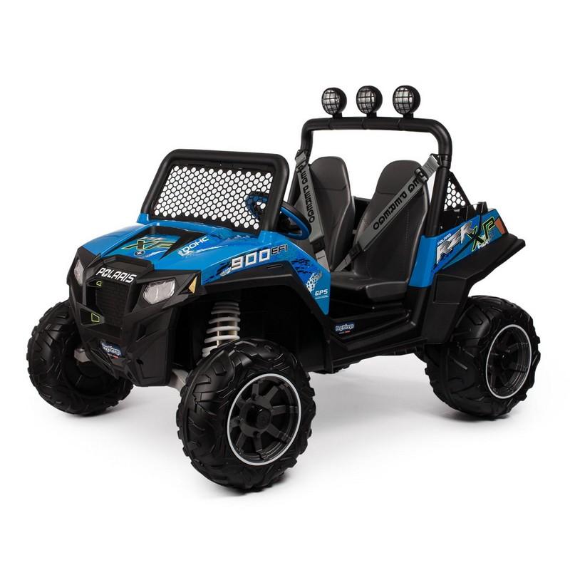 Электромобиль Peg-Perego Polaris Ranger RZR 900 Blu