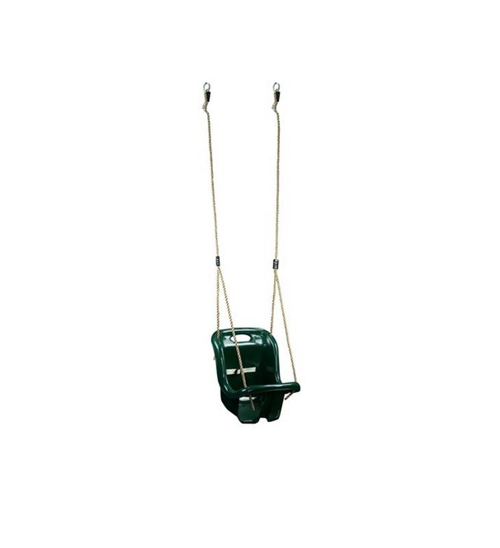 Купить Качели Perfetto Sport Гном PS-306 зеленый, Качели для ДСК