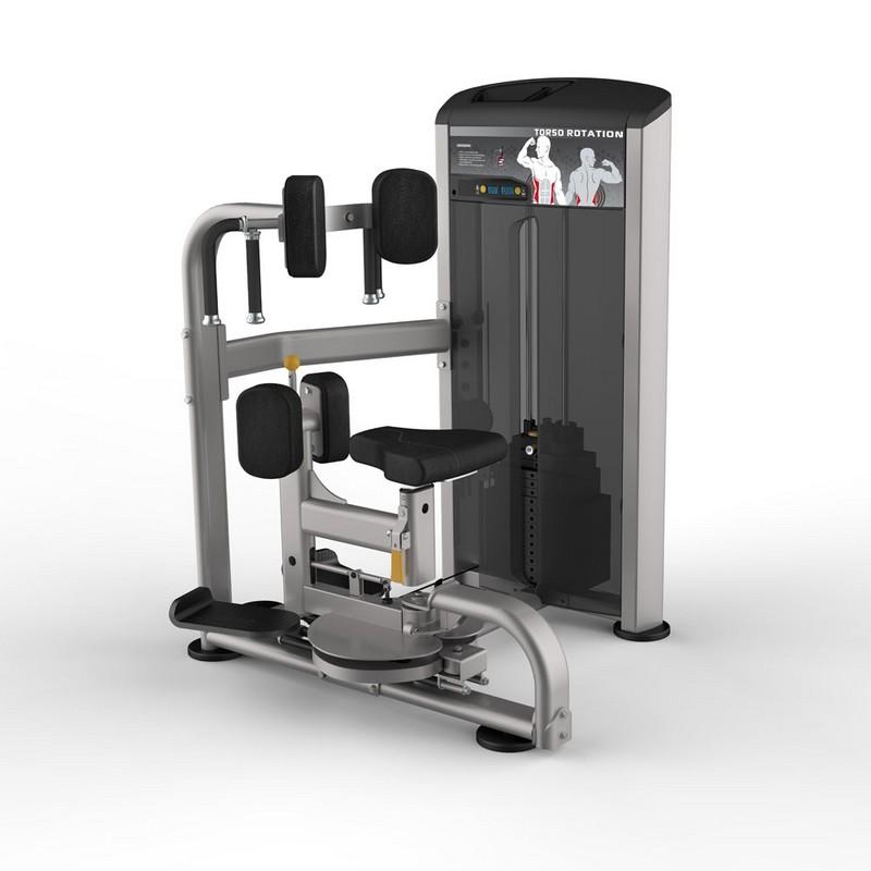 Вращение торса Aerofit IE9518 мультитренажер для бедер и ягодичных aerofit ie9509
