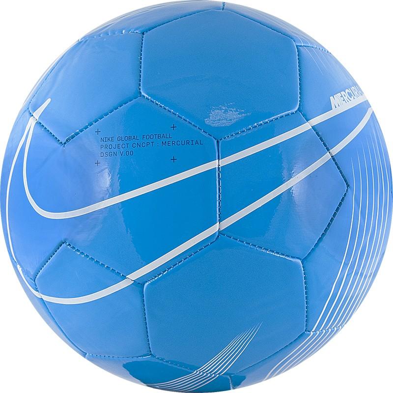 Купить Мяч футбольный любительский Nike Mercurial Fade SC3913-486, р.4,