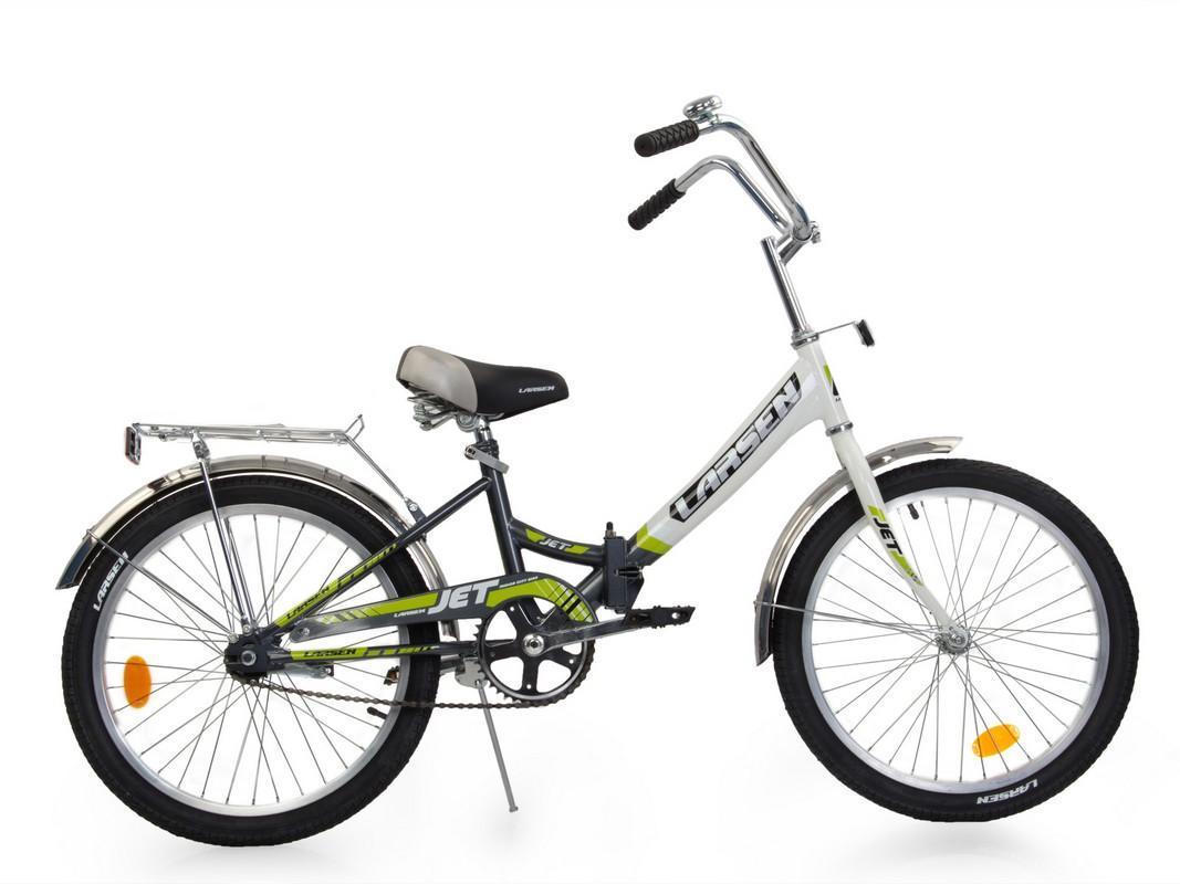 "Картинка для Велосипед Larsen Jet (16, 20"")"
