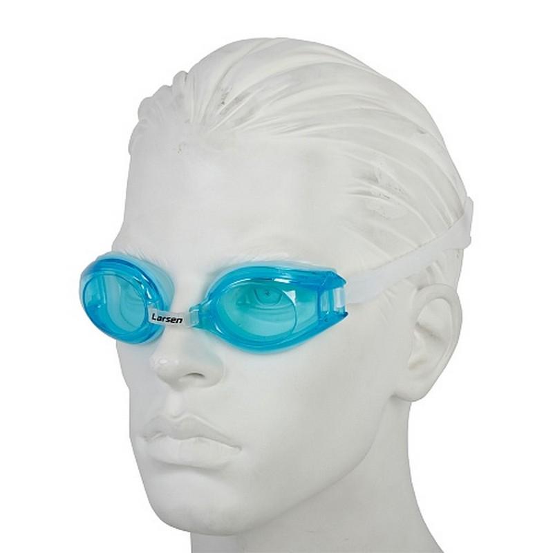 Очки плавательные Larsen R1281 очки плавательные larsen s53uv
