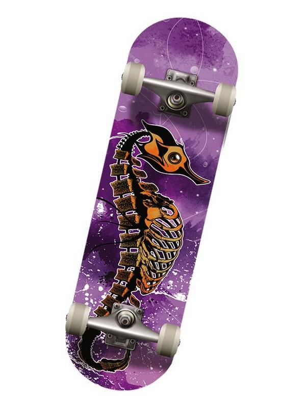 Скейтборд СК SC Seahorse Mini-board