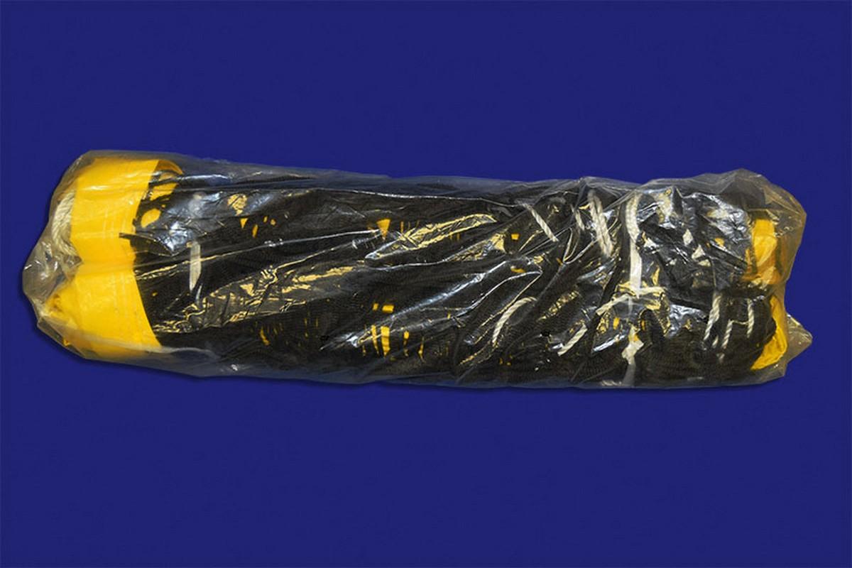 Сетка для пляжного волейбола, нить ? 3 мм, ПВХ трос ? 6 мм Glav 03.206 стойки для пляжного волейбола без сетки hercules 2248